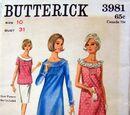 Butterick 3981