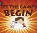 Let The Games Begin (Image Shop)