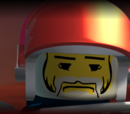 Space Police Captain