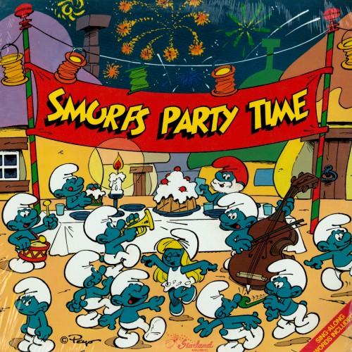 The Smurfs Party Time Smurfs Wiki Wikia