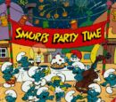 The Smurfs Party Time