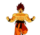 Super Saiyajin Falso