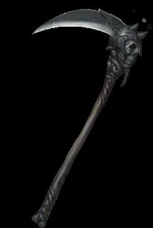 death weapon scythe - photo #19