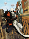 Laura Kinney (Earth-616) Peter Parker (Earth-616) X-23 Vol 2 13.png