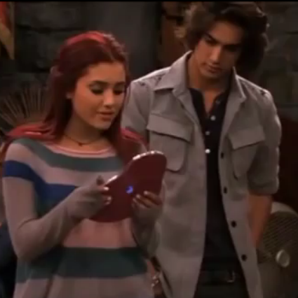 Image - Cat and Beck.PNG - Victorious Wiki - Wikia Victorious Beck And Cat Kiss