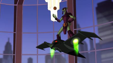 Green Goblin The Spectacular Spider Man Marvel