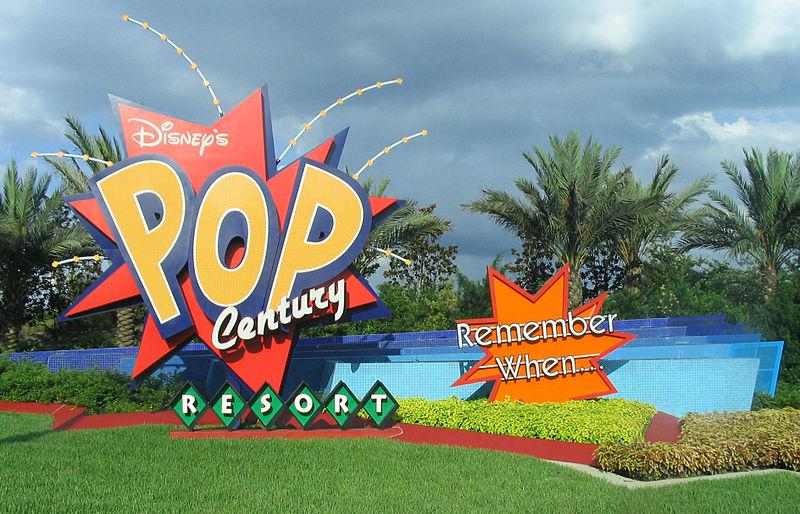 Disney S Pop Century Resort Disney Wiki