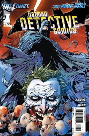 [DC Comics] Batman: discusión general 300px-Detective_Comics_Vol_2_1