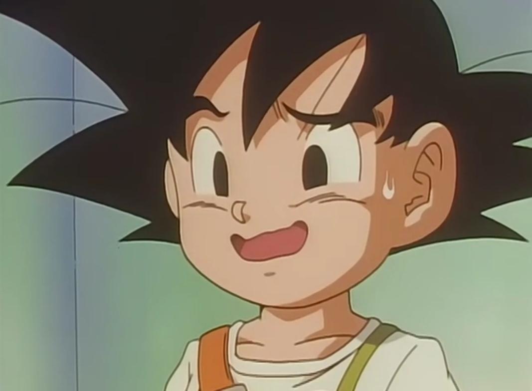 Talk Goku Jr Dragon Ball Wiki Wikia