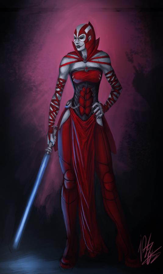 Star Wars Female Sith deviantART