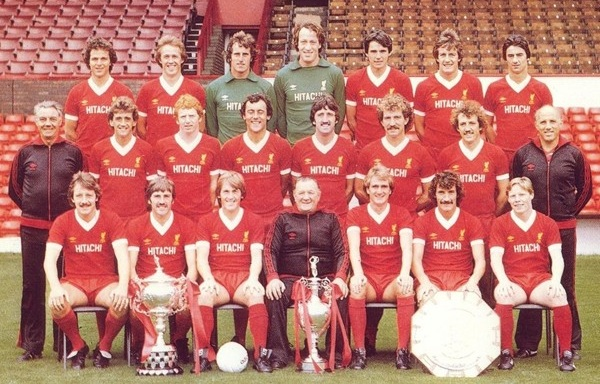Liverpool fc 1980 1980-81 Season Liverpool fc