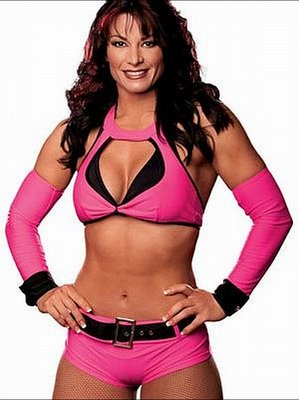 Beautiful Women of Wrestling: February 2007