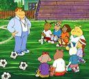 Muffy's Soccer Shocker