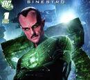 Green Lantern Movie Prequel: Sinestro Vol 1 1