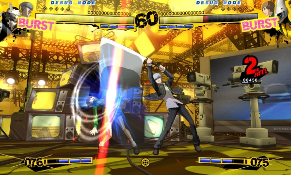 Screens Zimmer 2 angezeig: fighting games ps3