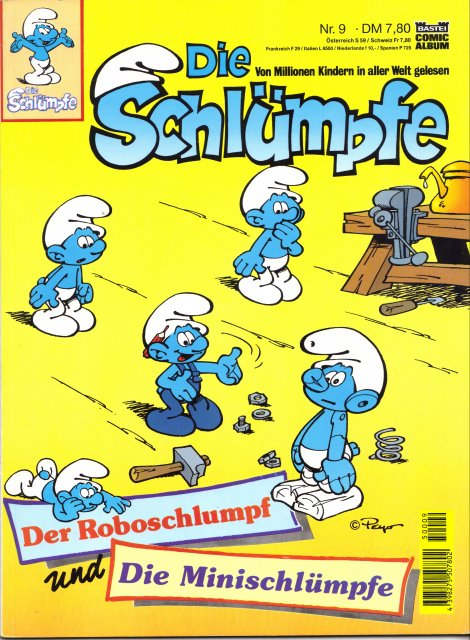 Smurf Deutsch