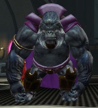 Gorilla Grodd - DC Universe Online Wiki
