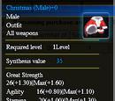 Christmas (Male)
