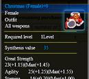 Christmas (Female)