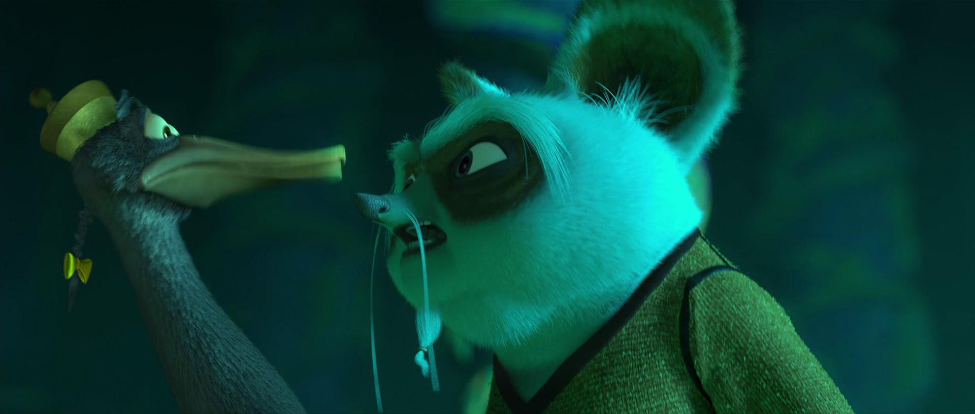Zeng shifu - Kung fu panda shifu ...