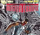 Mister Terrific Titles