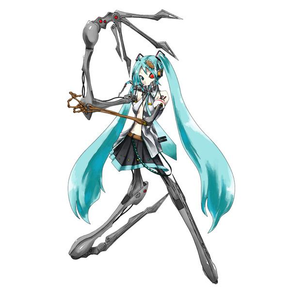 Vocaloid Meiko Figure