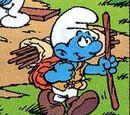 Camper Smurf