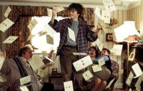 Harry Potter i deszc listow
