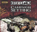 Images from the Eberron Campaign Setting