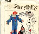 Simplicity 7649 B