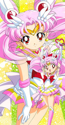 sailor moon chibi chibi manga  Sailor Chibi Moon2