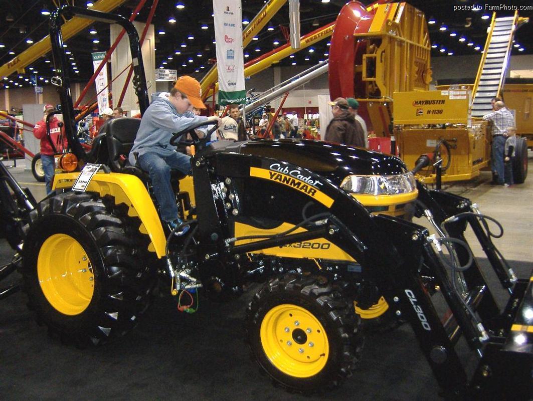 Collector Cub Cadet Tractors : Cub cadet yanmar tractor construction plant wiki the