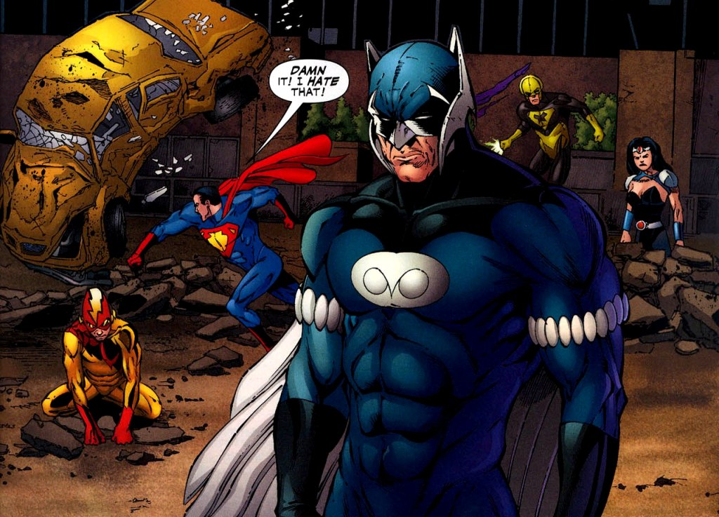 Owlman (Earth-3) - DC Database - Wikia