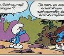 Paleontologist Smurf