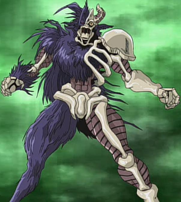 Lucifer Yugioh: Yu-Gi-Oh