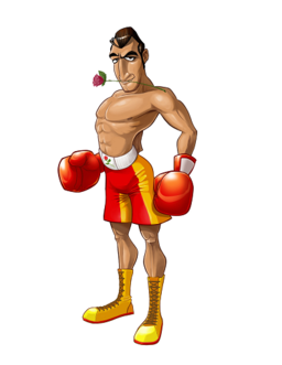 Don Flamenco The Punch Out Wiki Punch Out