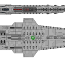 Cyclone Class Destroyer (D8)