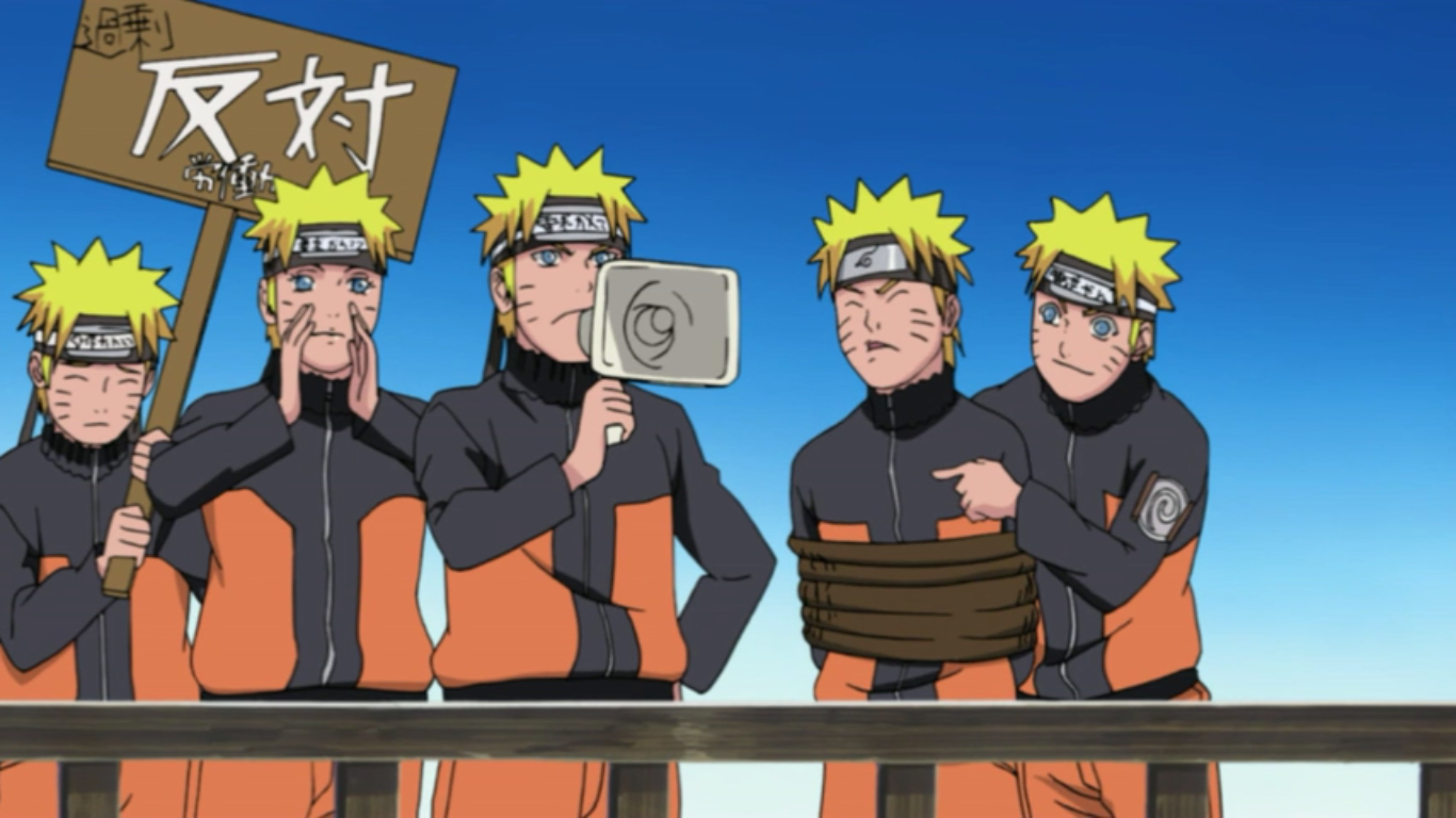 how to use shadow clone jutsu in real life