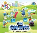The Smurfs alternate (McDonald's, 2011)