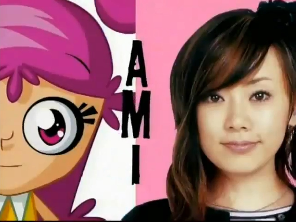 Hi Hi Puffy AmiYumi - Cartoon Network Wiki