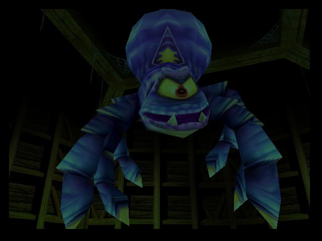 Giant Spider - RareWiki - a wiki about Rare  Giant Spider - ...
