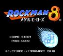 Rockman 8 Famicom