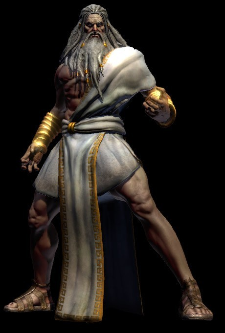 Zeus god of war wiki god of war ascension kratos for God of war 3 jardines del olimpo