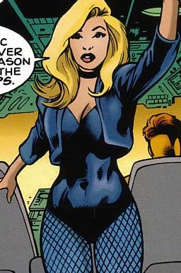 Dinah Lance The Nail Dc Comics Database