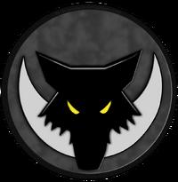 Luna wolves emblem by steel serpent-d3acive