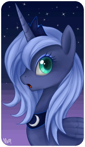 Mlp Pregnant Luna Princess luna picture from the