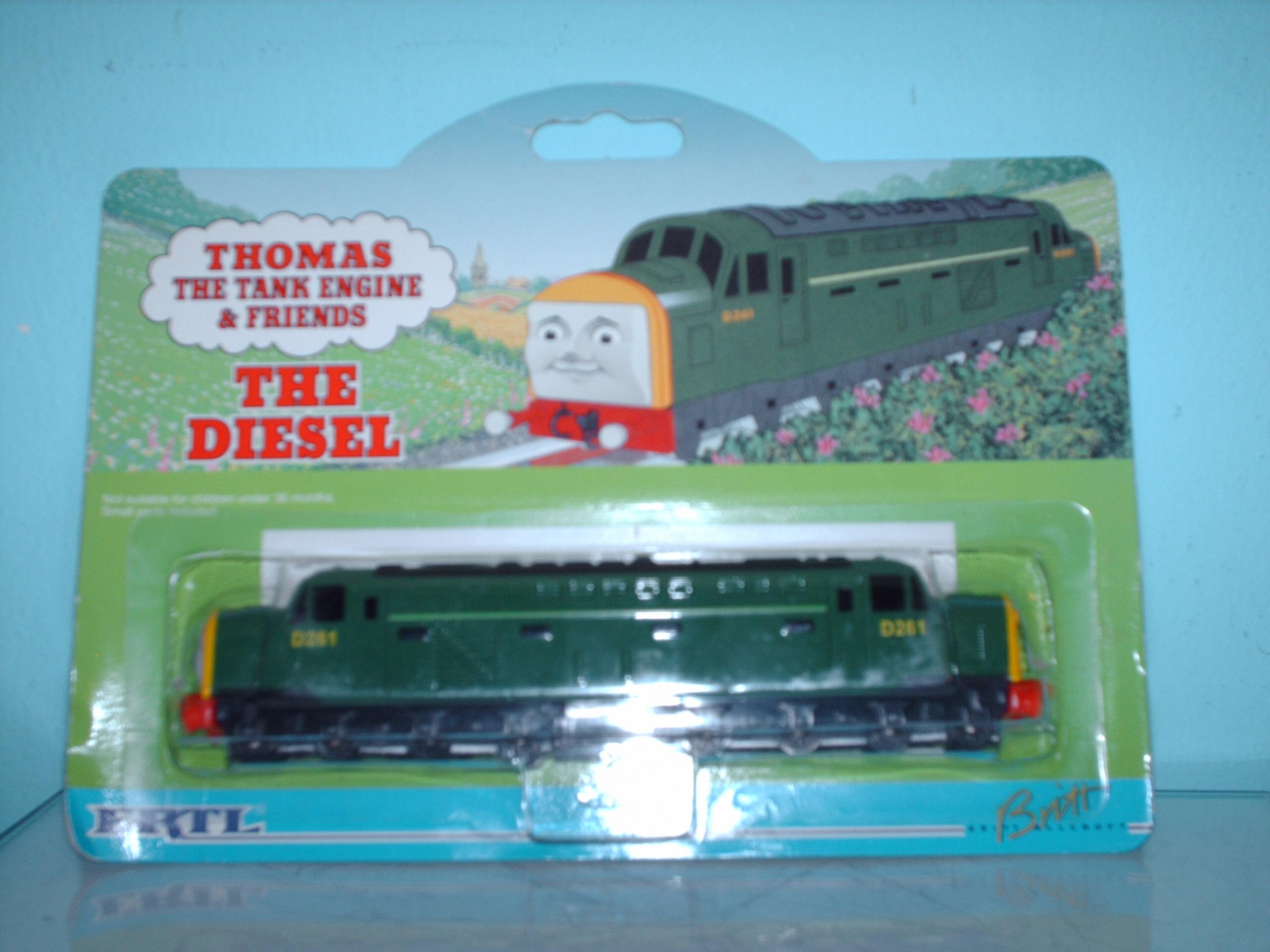 Falcon, ERTL, Die Cast, Thomas The Tank Engine And Friends ... |Thomas The Tank Engine Ertl