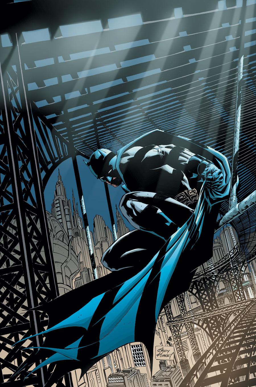 Dick grayson new batman phrase