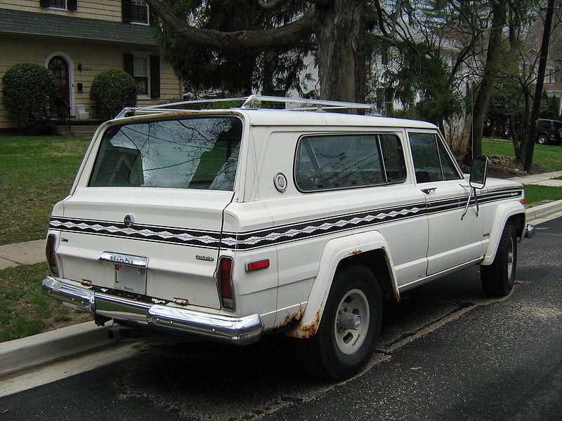 jeep cherokee sj xj autopedia the free automobile. Black Bedroom Furniture Sets. Home Design Ideas