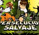 Persecución Salvaje